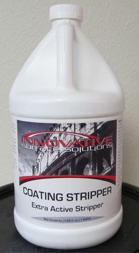 Innovative Surface Solutions 09CS1 Coating Stripper for Natural Floors