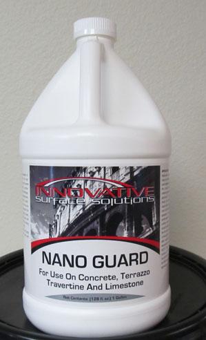 Innovative Surface Solutions NG1 Nano Guard for Stone    Gallon