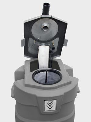 Mississippi karcher hotsy landa vacuum unit