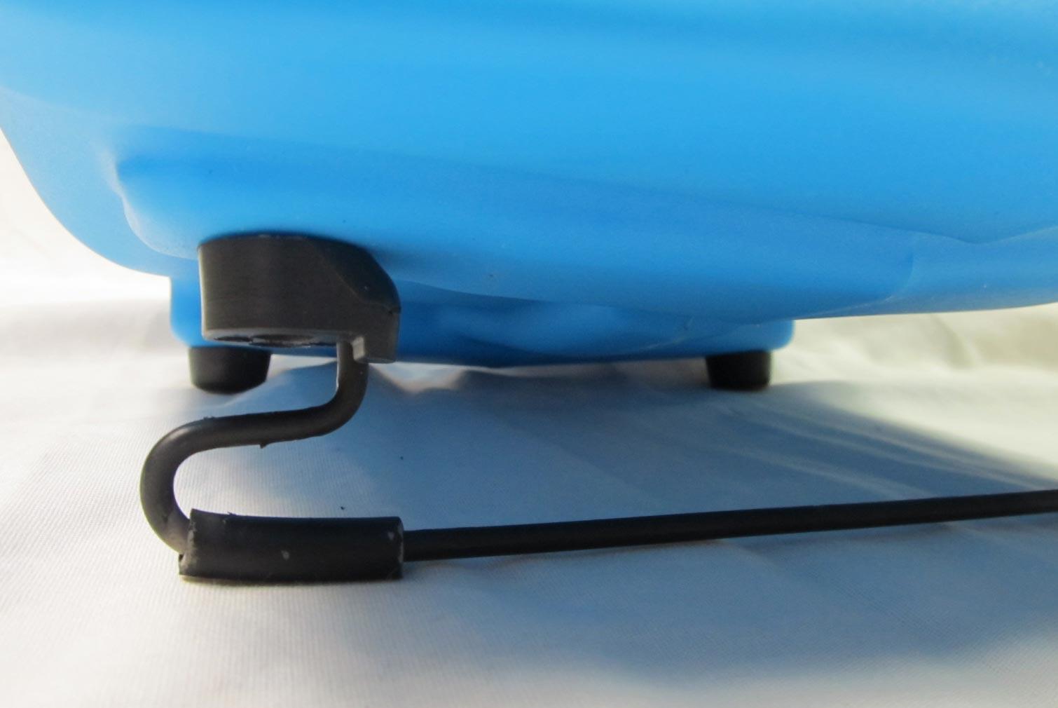 mini air mover kick stand