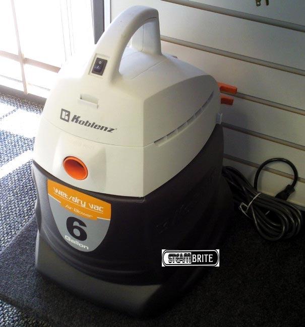 6 gallon koblenz shop wet dry shop vac