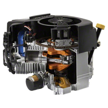 Kohler Sv730 Front View Small Engine Sv720 Cut A Way