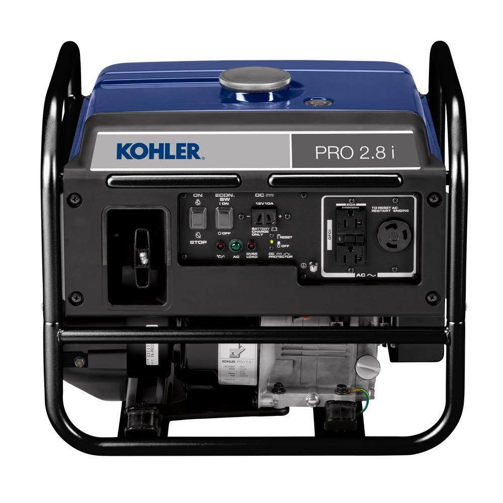 Kohler Pro 2.8i 2500 watt generator