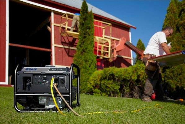 Kohler Pro28i 2500 watt generator inverter