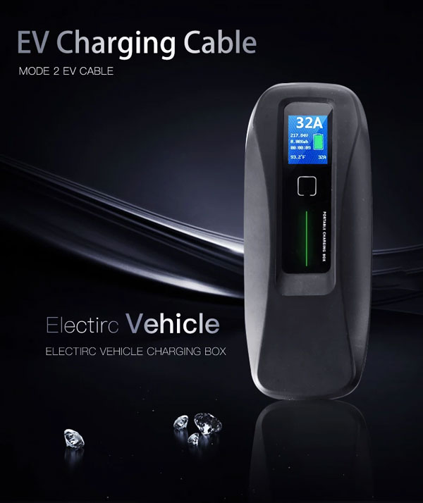 PCD-040-32a electric car charger