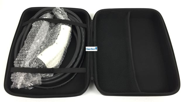 Level 2 electric car charging storage case