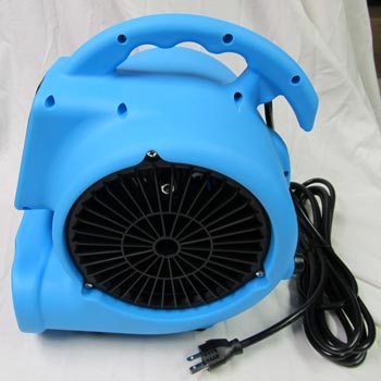 lightest air mover