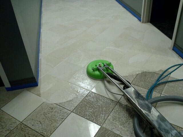 Turborforce Th40 Turbo Hybrid 12in Tile And Grout Cleaning