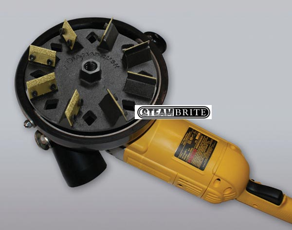 mastic removal machine