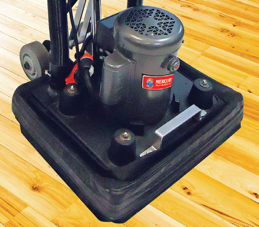 Mercury Floor Machine Ds18 One Touch Dry Square Scrub