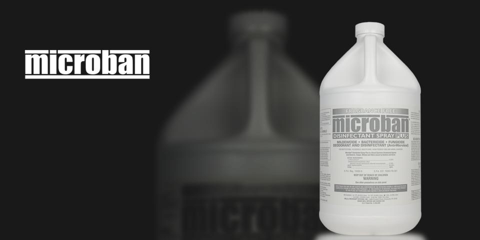 Chemspec Prorestore Microban Disinfectant Spray Plus