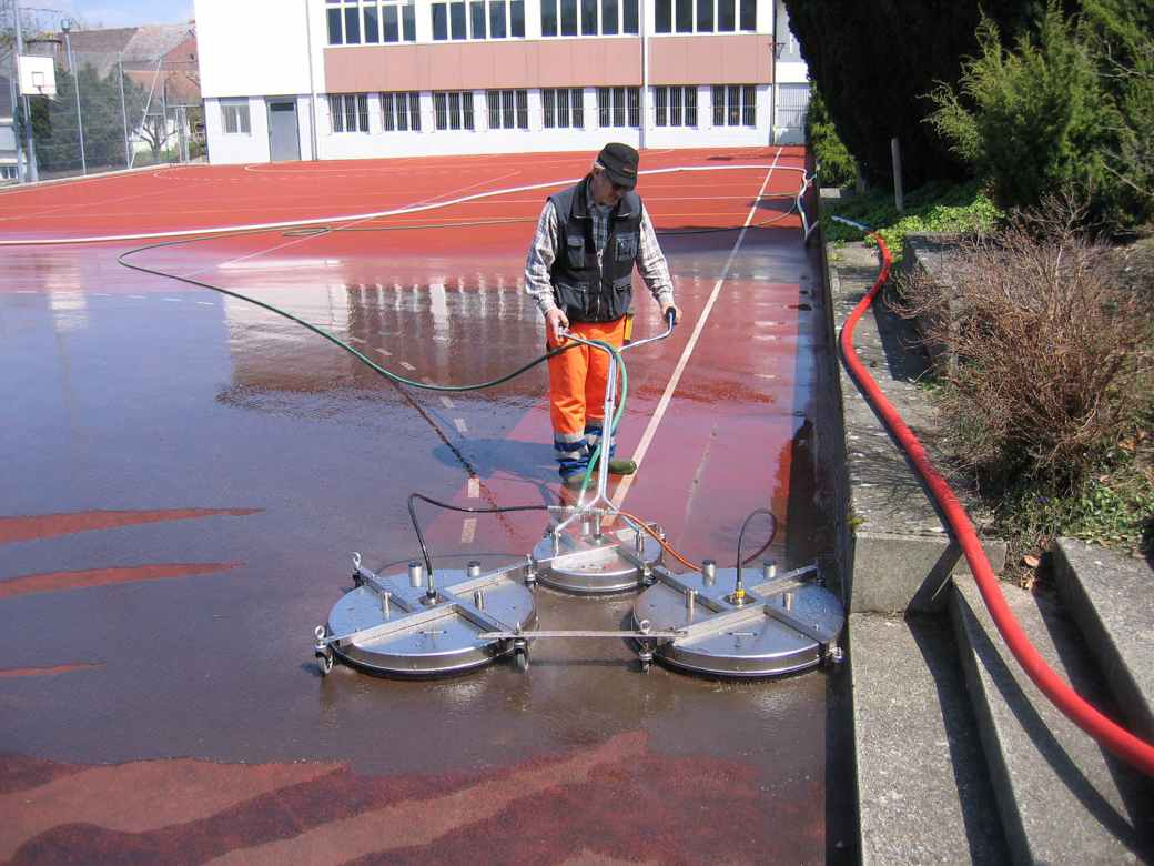 Mosmatic 80 785 Professional Fl Ah 30 Quot Surface Cleaner