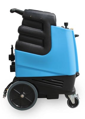 mytee 1005dx left side carpet cleaning machine