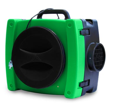 mytee green air scrubber