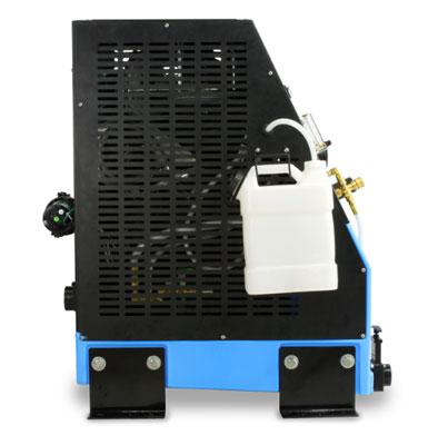 mytee escape electric truckmount quad 6.6