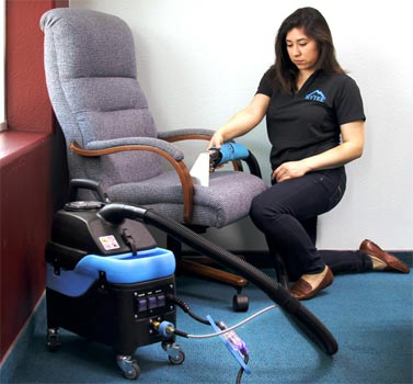 mytee s300h upholstery cleaning