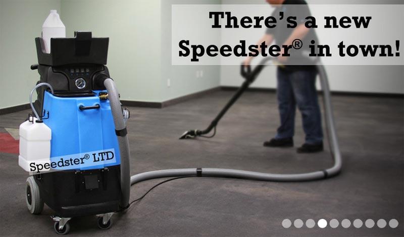 Mytee Ltd12 Speedster Carpet Cleaning Machine 12gal