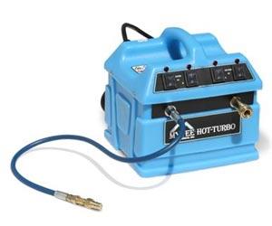 Mytee turbo heater