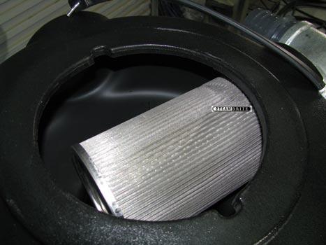 Mytee waste tank filter