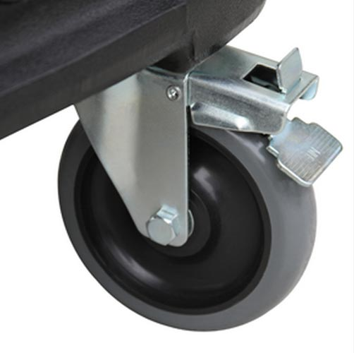 mytee 1001DX-200 locking casters start a carpet cleaning business