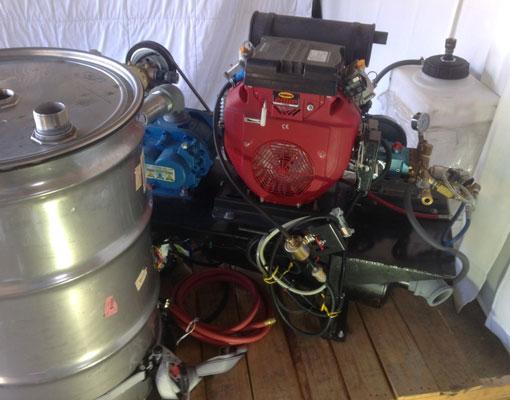 beginer truckmount starter package