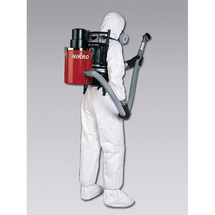 Nikro BP00288DV  Back-Pak HEPA Vacuum Dry