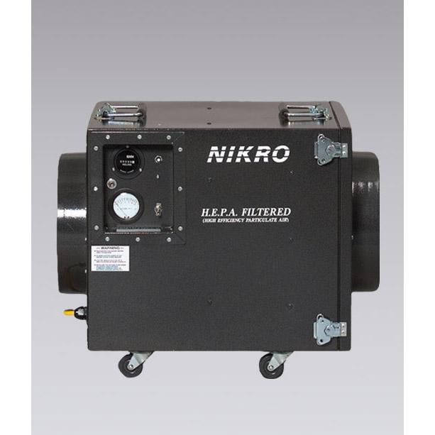 Nikro Nc600 Hepa Air Scrubber 600cfm Portable Nc600
