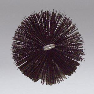 Nikro 860212 6in Round Brush