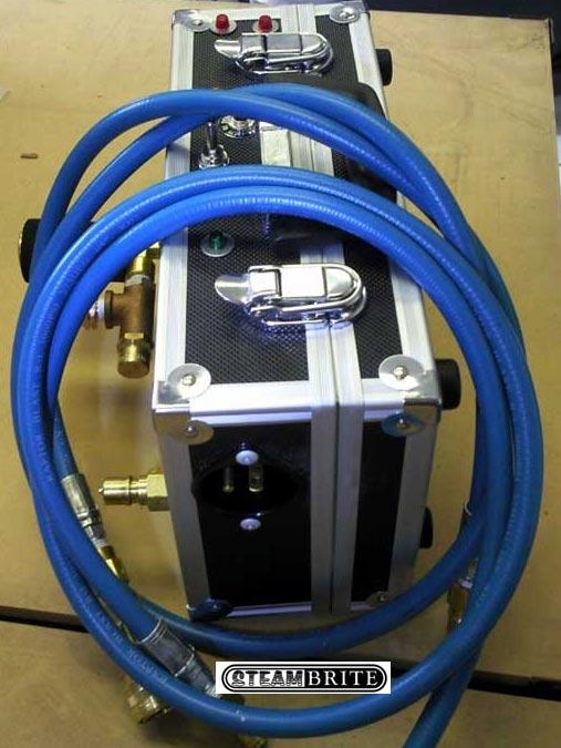 Clean Storm Hot Box Volcano 1750 Watt In Line Compact