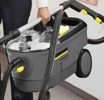 easy to carry carpet cleaning machine