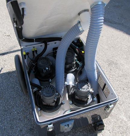 tmi noah water extraction flood portable