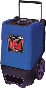 Phoenix R250 Industrial Restoration Dehumidifier- Blue- 4035230 FREE Air Mover