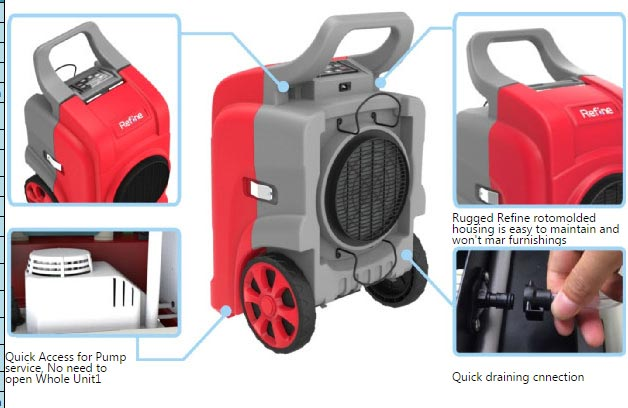 ausclimate dehumidifier how to clean filter