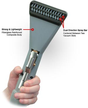 rotovac-shear_dry hand tool wand for upholstery cleaning
