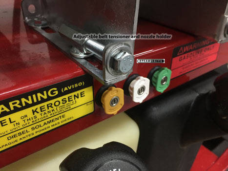 hot to go sk30005vh pump close up