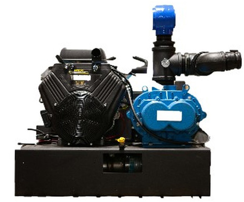 steel eagle 35 hp vacuum recovery unit