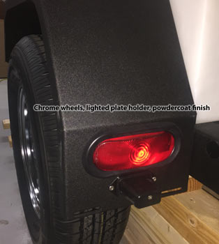 hydrotek trailer wheel