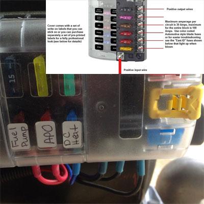 truckmount fuse box