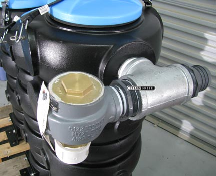 truckmount replaement waste tank