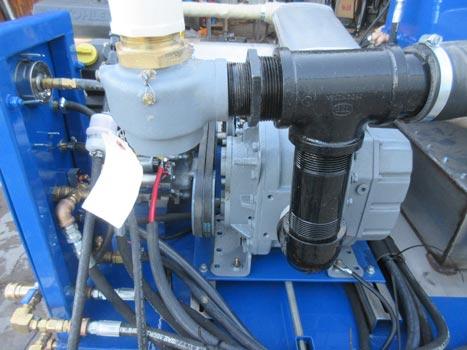 truckmount air vacuum relief valve