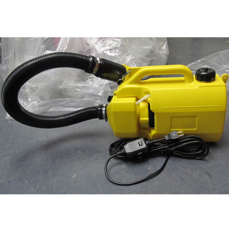 cleaning fogger machine