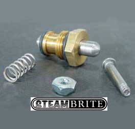 upholstery cleaning and auto detail valve repair kit