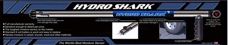 Pcs Hydro Shark Moisture And Urine Sensor Meter V 02 17 06