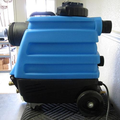 mytee 7303 air hog vacuum booster carpet extractor 4gal