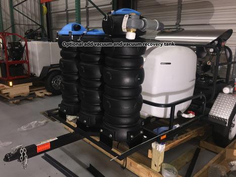 pressure pro vacuum recovery trailer
