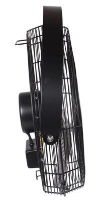 wall and ceiling mount fan 18