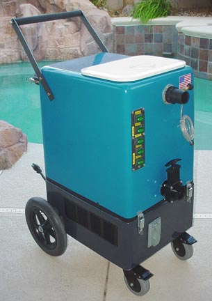 Goliath water extraction unit