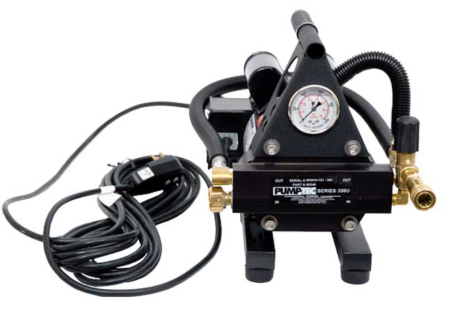 Pumptec 80346 Water Otter 1200 Psi Pressure Washer Pump