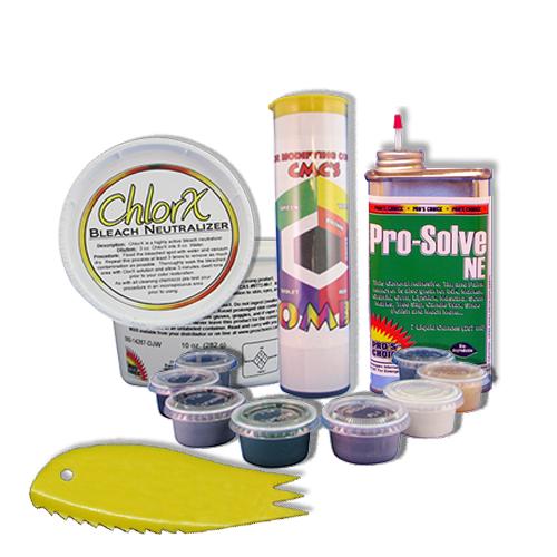 Cti Pros Choice Cmc Color Modifying Cosmetics Color Restoration Kit For Carpet Repair