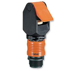 Claber: Koala 8583 Indoor Faucet to Garden Hose Connector
